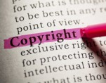 Copyright and design rights